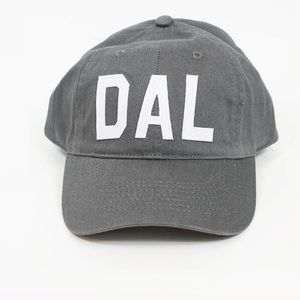 Accessories - DAL airport code hat